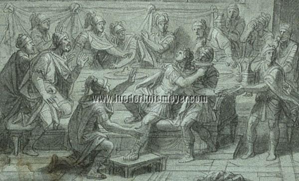 Verdier, Alexander + Attalus