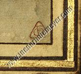 Hendrik Verschuring, Collector's mark Quiring Lugt 1041c