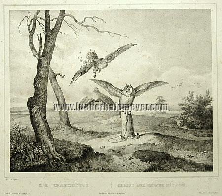 Ernst Fröhlich, Crow Shed