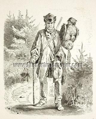 Herbert König, Eagle Owl