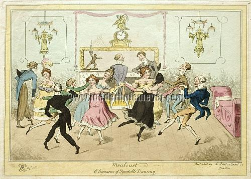 Quadrille Dancing