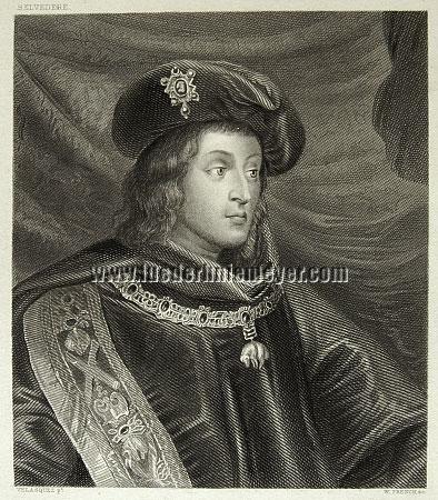 Velázquez / Philip IV of Spain