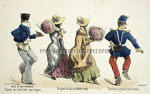 Quillenbois, Revue de l'année 1845 (2)