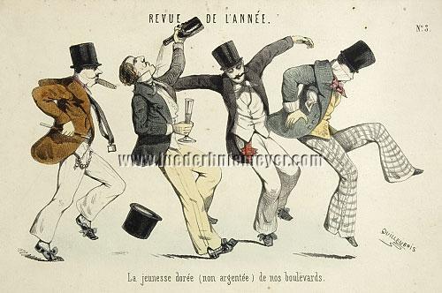 Quillenbois, Revue de l'année 1845 (3)