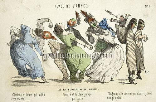 Quillenbois, Revue de l'année 1845 (5)
