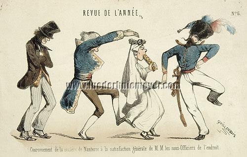 Quillenbois, Revue de l'année 1845 (6)