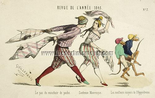Quillenbois, Revue de l'année 1845 (7)