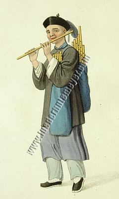 Pu-Quà, Flute-Seller