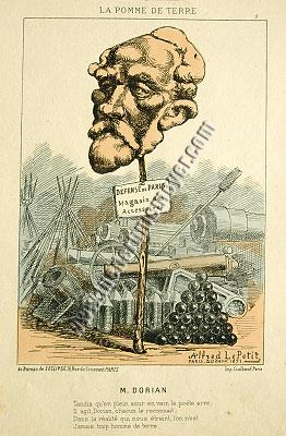 Alfred Le Petit, M. Dorian as Potato