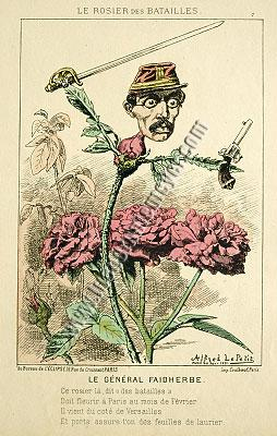 Alfred Le Petit, Le Général Faidherbe