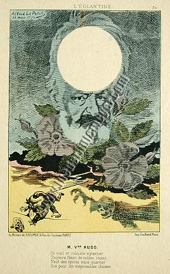 Alfred Le Petit, Victor Hugo