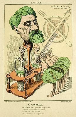 Alfred Le Petit, M. P. Joigneaux