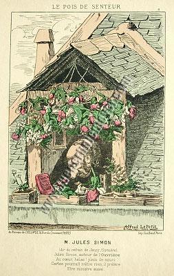 Alfred Le Petit, M. Jules Simon
