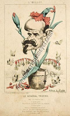 Alfred Le Petit, Le Général Trochu