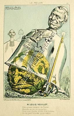Alfred Le Petit, M. Louis Veuillot