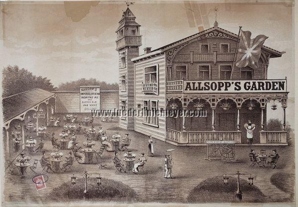 Allsopp's Garden