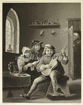 David Teniers II, Concert