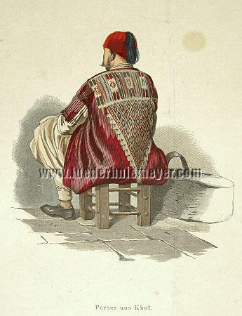 Persian from Khoï