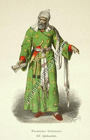 Persian Scholar