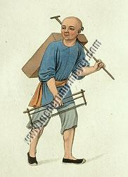 Pu-Quà, A Carpenter
