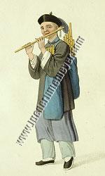 Pu-Quà, Ein Flötenhändler