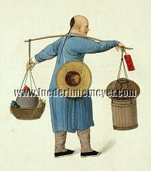 Pu-Quà, Ein Natternhändler