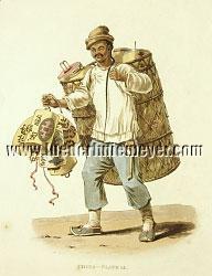 Der chinesische Laternenverkäufer