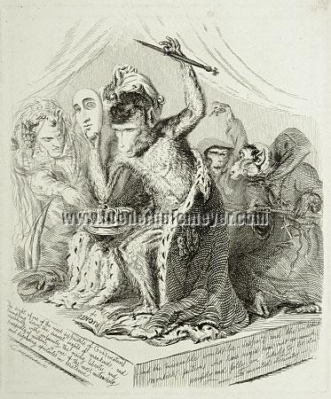 Thomas Landseer, Rights of Man