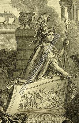 Charles Le Brun, Alexander's Triumphant Entry into Babylon