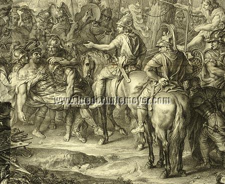 Charles Le Brun, The Triumphs of Alexander the Great