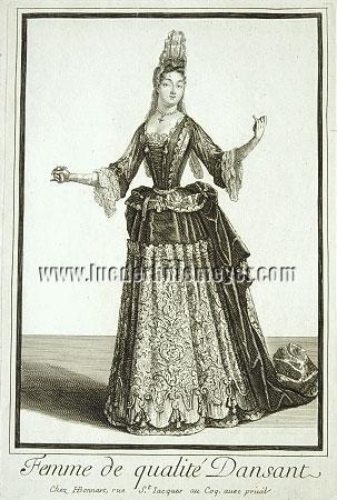 Bonnart, Femme de Qualité