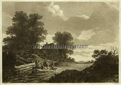 Pieter de Molijn, Dünenlandschaft
