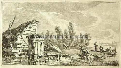 Franz Edmund Weirotter, Suite de Paysages XI