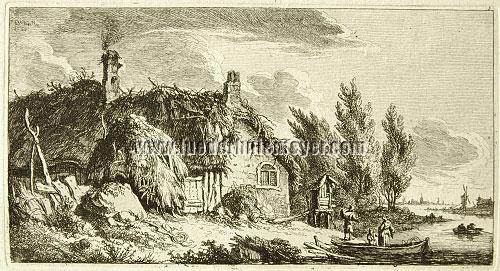 Franz Edmund Weirotter, Suite de Paysages V
