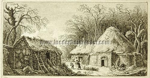 Franz Edmund Weirotter, Suite de Paysages XIII