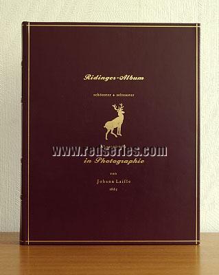 Johann Laifle, Ridinger-Album