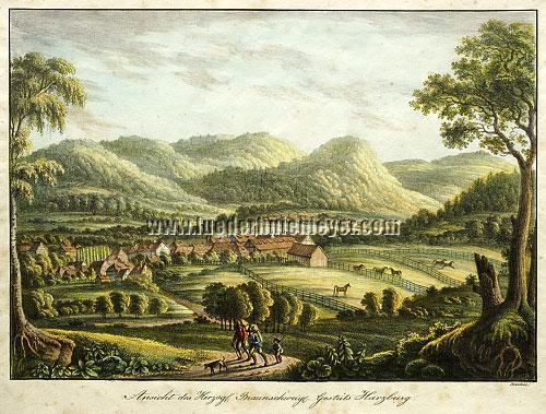 Karl Dietrich Pirscher, Herzogl. Braunschweig. Gestüt Harzburg