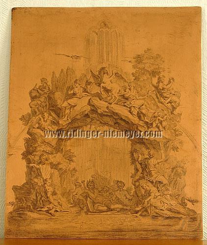 Johann Elias Ridinger, Hippocrene