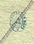 collection stamp of the Dukes of Arenberg