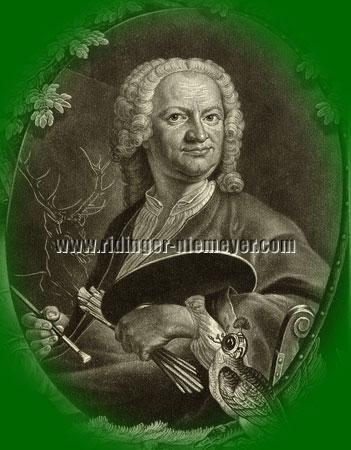 Johann Elias Ridinger (Bergmüller)