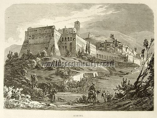 Gustav Bauernfeind, Assisi