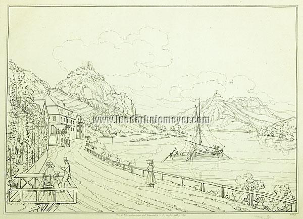 Lasinsky, Rolandseck, Drachenfels, Rhöndorf