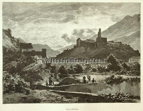 Albert Hertel, Bellinzona