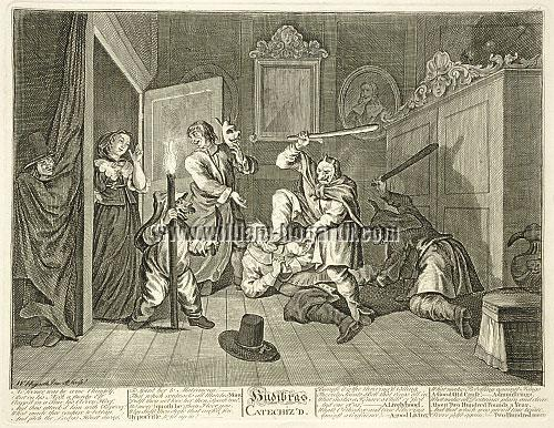 William Hogarth, Hudibras catechized