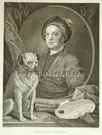 William Hogarth, Gulielmus Hogarth
