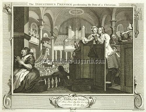 William Hogarth, Duty of a Christian (I&I II)