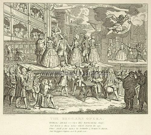 William Hogarth, Beggars Opera