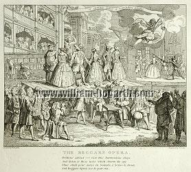 William Hogarth, Beggars Opera