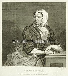 William Hogarth, Sarah Malcolm